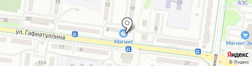 Платежный терминал, Сбербанк, ПАО на карте Альметьевска