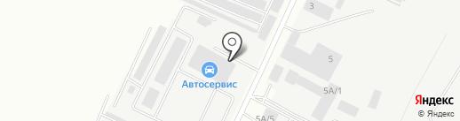 ТАТКАРДАН-НЧ на карте Альметьевска