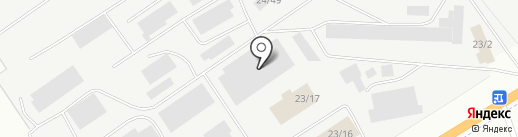 Производственная компания на карте Альметьевска
