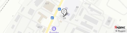 ЭЛЕКТРОРЕМСЕРВИС на карте Альметьевска