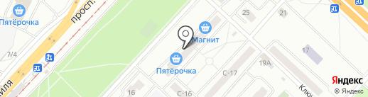 ДиАли на карте Набережных Челнов