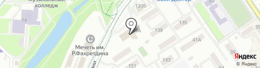 ХолодСервисЦентр на карте Альметьевска