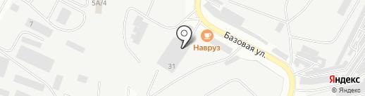 Авто-А на карте Альметьевска