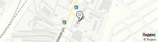 Торговый Дом РаИл на карте Альметьевска