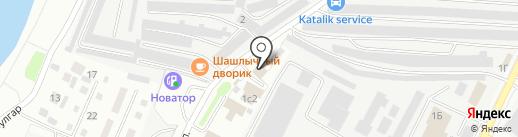Не роллы и не пицца на карте Альметьевска