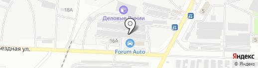 REAL AVTO на карте Альметьевска
