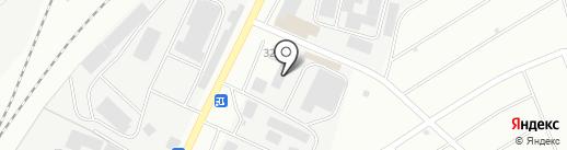 Столовая №17 на карте Альметьевска