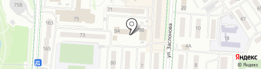 Ак Чачакляр на карте Альметьевска