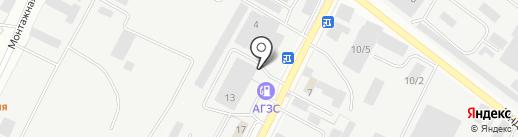 АвтоКонтракт на карте Альметьевска