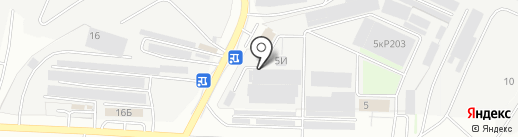 ТАНТАЛ на карте Альметьевска
