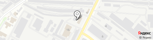 Татгазселькомплект на карте Альметьевска