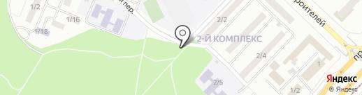 Ну поGOди! на карте Набережных Челнов