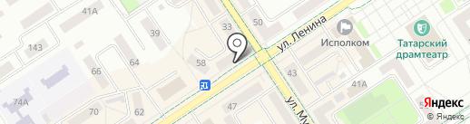 Юридическая компания на карте Альметьевска