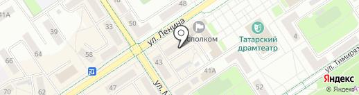 Rieker на карте Альметьевска