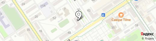 Быстробанк, ПАО на карте Альметьевска