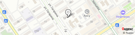 Консул-С на карте Альметьевска