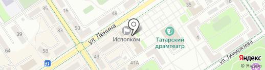 Альметьевский городской комитет КПРФ на карте Альметьевска