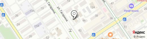 Консалтинговый центр, ЗАО на карте Альметьевска