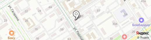 Lavantel на карте Альметьевска
