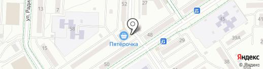 Детский магазин на карте Альметьевска