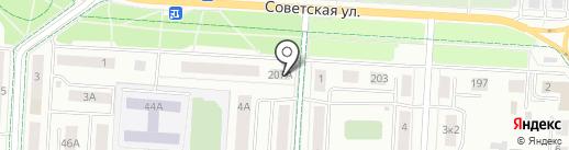 НАСКО на карте Альметьевска