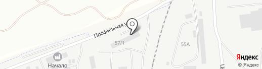 СпецКровля-НЧ на карте Набережных Челнов