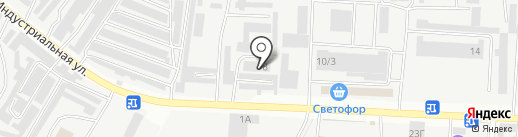 Альметьевская кровельная компания на карте Альметьевска