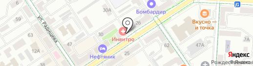 Пионер-2000 на карте Альметьевска