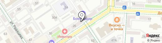 STATUS на карте Альметьевска