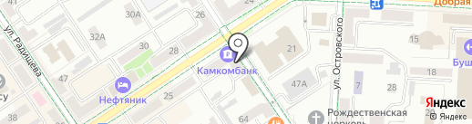 ЕвроМода на карте Альметьевска