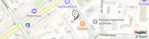 love in BLOOM на карте Альметьевска