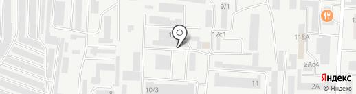 Магазин орехов и сухофруктов на карте Альметьевска