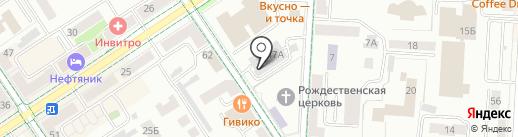 DragMetalCar на карте Альметьевска