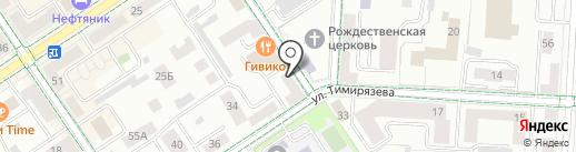MK-Interio на карте Альметьевска