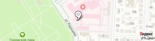 Банкомат, АБ Девон-кредит, ПАО на карте Альметьевска