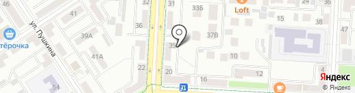Фотостудия на карте Альметьевска