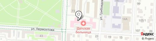 Центр планирования семьи на карте Альметьевска