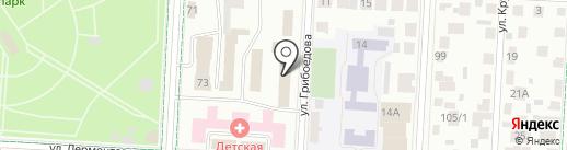 Роспотребнадзор на карте Альметьевска