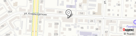 LOFT на карте Альметьевска