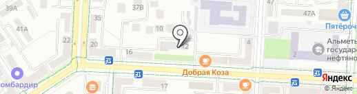 Новая жизнь на карте Альметьевска