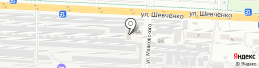 Отдел вневедомственной охраны по Альметьевскому району на карте Альметьевска