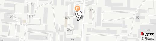 Шурупчик на карте Альметьевска