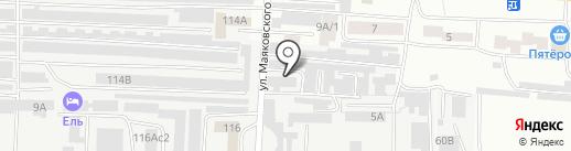Maxima+ на карте Альметьевска