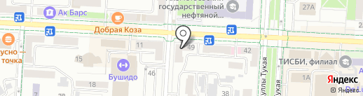 Grandi на карте Альметьевска