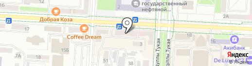 Dixis на карте Альметьевска