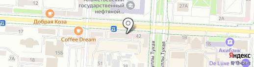 РОКНРОЛЛЫ на карте Альметьевска