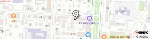 Dolce Vita на карте Альметьевска
