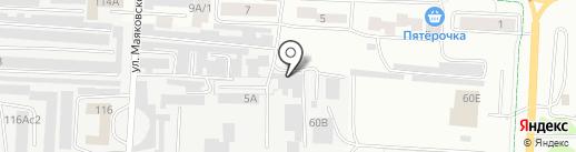 Татэнергосбыт на карте Альметьевска