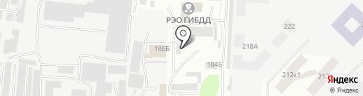 Дорсигнал на карте Альметьевска