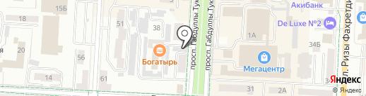 АльметШар на карте Альметьевска